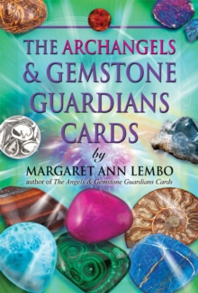 The Archangels and Gemstone Guardians Cards, Cards Book