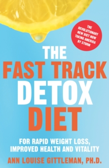 The Fast Track Detox Diet, Paperback Book