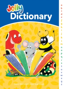 Jolly Dictionary (Hardback edition in print letters) : in Print Letters (AE), Paperback Book