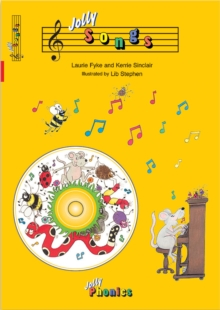 Jolly Songs (book and CD) : in Precursive Letters (BE), Mixed media product Book