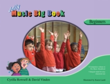 Jolly Music Big Book - Beginners : in Precursive Letters, Spiral bound Book