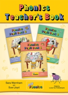 Jolly Phonics Teacher's Book (colour edition) : in Precursive Letters (BE), Paperback Book