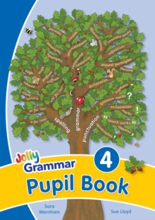Grammar 4 Pupil Book (in print letters) : in Print Letters (BE), Paperback Book