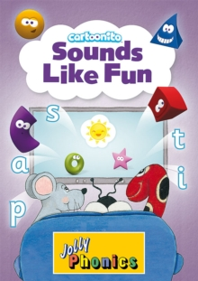 Sounds Like Fun DVD : in Precursive Letters (BE), Digital Book