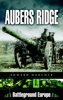 The Battle of Aubers Ridge, Paperback Book