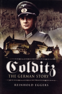 Colditz, the German Story, Paperback Book