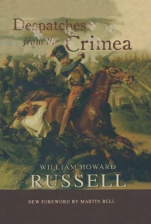 Despatches from the Crimea, Hardback Book