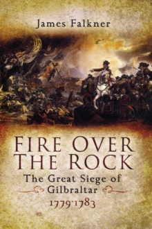 Fire Over the Rock, Hardback Book