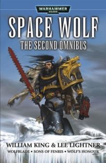 The Space Wolf Second Omnibus, Paperback Book