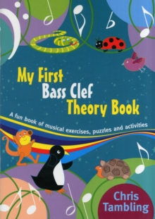 FIRST THEORY BOOK BASS CLEF, Paperback Book