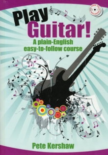 Play Guitar!, Paperback Book