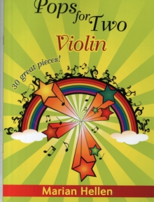 POPS FOR TWO VIOLIN, Paperback Book