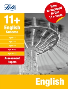 English Age 9-10 : Assessment Papers, Paperback Book
