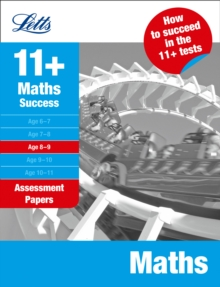 Maths Age 8-9 : Assessment Papers, Paperback Book