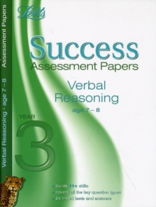 Verbal Reasoning Age 7-8 : Assessment Papers, Paperback Book