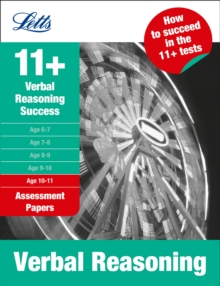 Verbal Reasoning Age 10-11 : Assessment Papers, Paperback Book