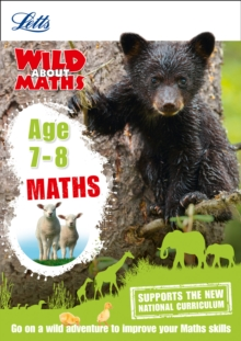 Maths Age 7-8, Paperback Book