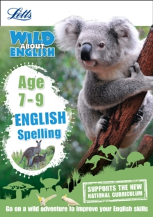English - Spelling Age 7-9, Paperback Book