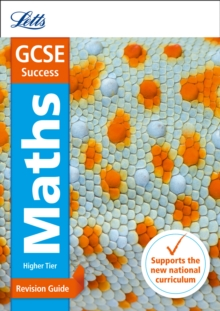 GCSE 9-1 Maths Higher Revision Guide, Paperback / softback Book