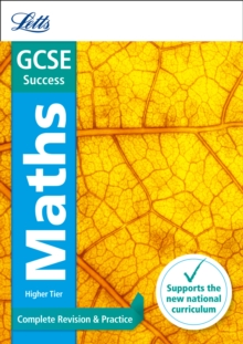 GCSE 9-1 Maths Higher Complete Revision & Practice, Paperback Book