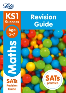 KS1 Maths SATs Revision Guide : 2018 Tests, Paperback Book