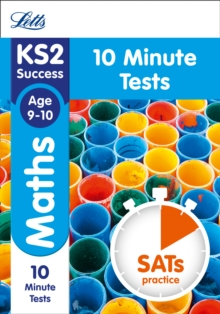 KS2 Maths SATs Age 9-10: 10-Minute Tests, Paperback Book