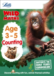 Maths - Counting Age 3-5, Paperback Book