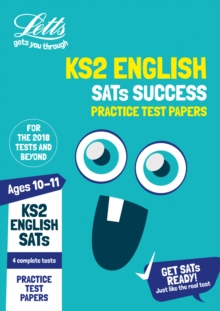 KS2 English SATs Practice Test Papers : 2019 Tests, Paperback / softback Book