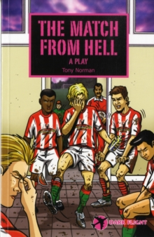 The Match from Hell, Paperback Book