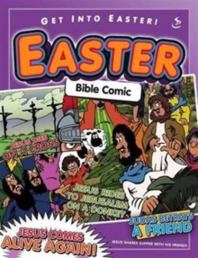 Easter Bible Comic, Multiple copy pack Book