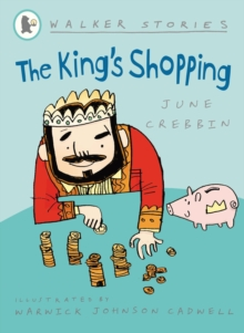 The King's Shopping, Paperback / softback Book