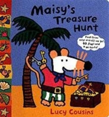 Maisy's Treasure Hunt, Hardback Book