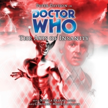 The Axis of Insanity, CD-Audio Book