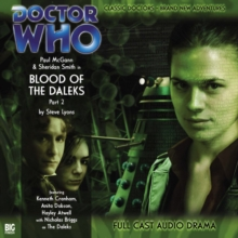 Blood of the Daleks : Pt. 2, CD-Audio Book