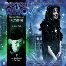 Frostfire, CD-Audio Book