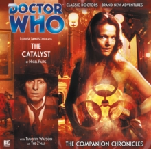 The Catalyst, CD-Audio Book