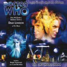 Doctor Who : Dead London, CD-Audio Book