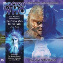 The Zygon Who Fell to Earth, CD-Audio Book