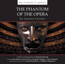 The Phantom of the Opera, CD-Audio Book
