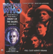 Doctor Who : Enemy of the Daleks, CD-Audio Book