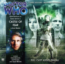 Castle of Fear, CD-Audio Book