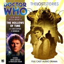 The Hollows of Time, CD-Audio Book