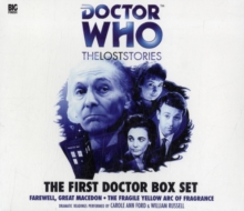 The First Doctor Box Set, CD-Audio Book