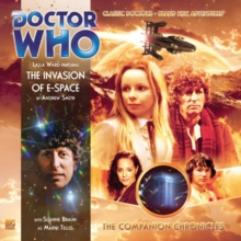 The Invasion of E-Space, CD-Audio Book