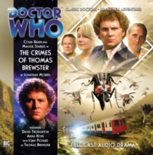 The Crimes of Thomas Brewster, CD-Audio Book