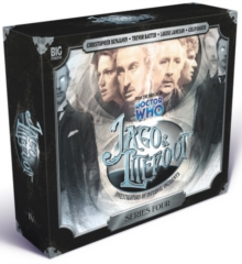 Jago & Litefoot : 4, CD-Audio Book