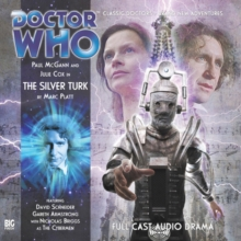 The Silver Turk, CD-Audio Book