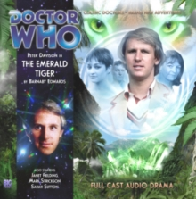 The Emerald Tiger, CD-Audio Book