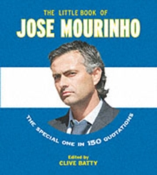 The Little Book of Jose Mourinho, Paperback Book
