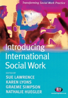 Introducing International Social Work, Paperback / softback Book